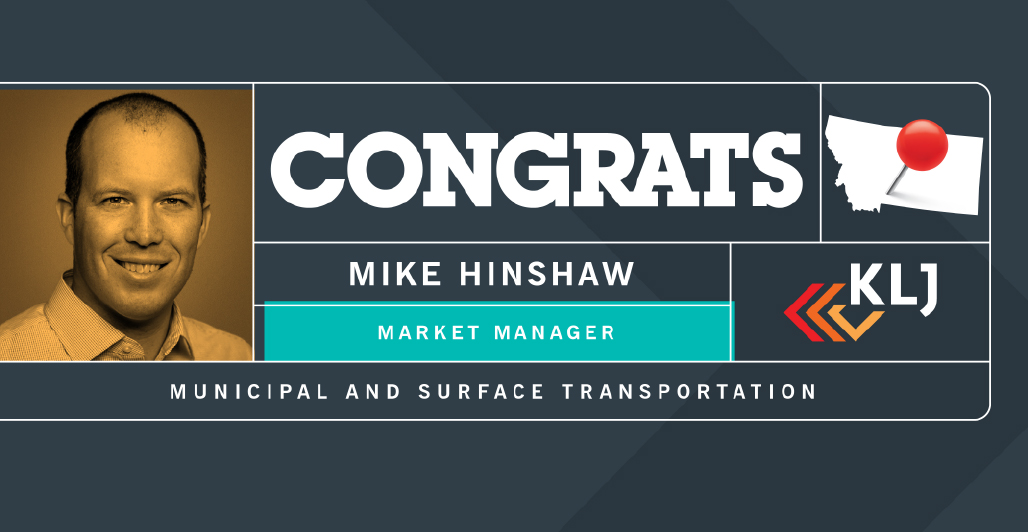 Hinshaw Receives Promotion