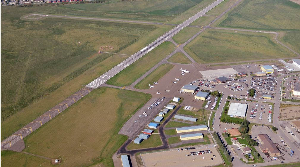 Sloulin Field International Airport Environmental Assessment