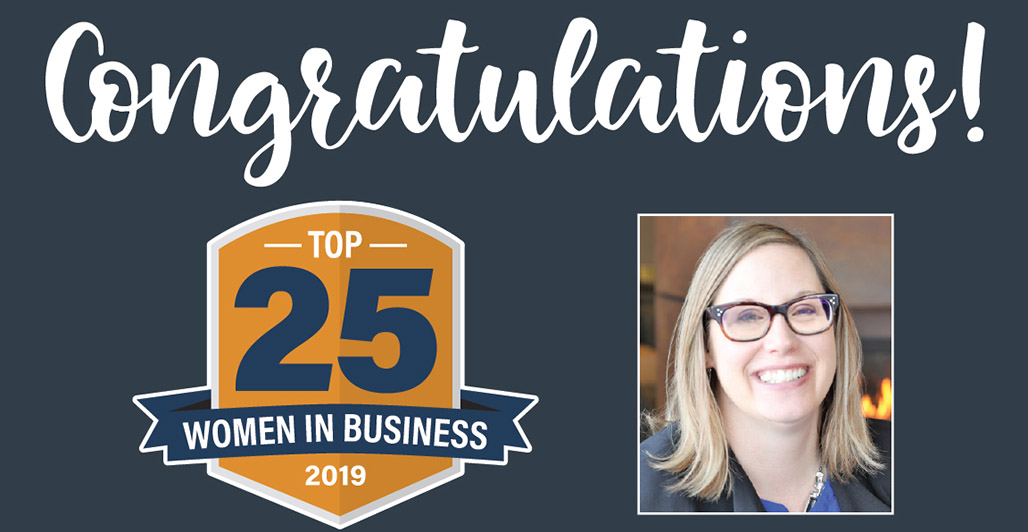 Turnbow Named to Top 25 Women in Business