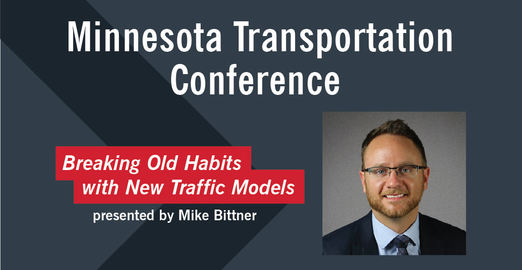 Bittner to Present at Minnesota Transportation Conference