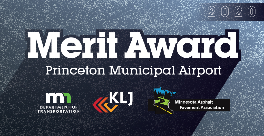 KLJ Earns 2020 Merit Award for Bituminous Surfacing Project