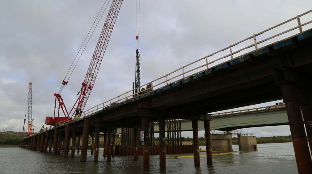 Design of New Lewis and Clark Bridge