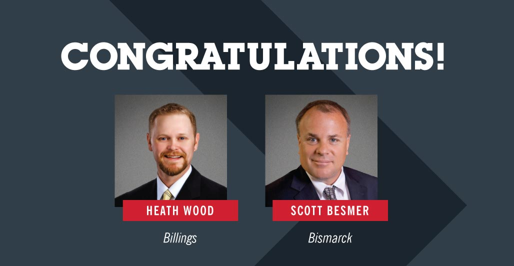 KLJ's Scott Besmer and Heath Wood Earn PMP Certification