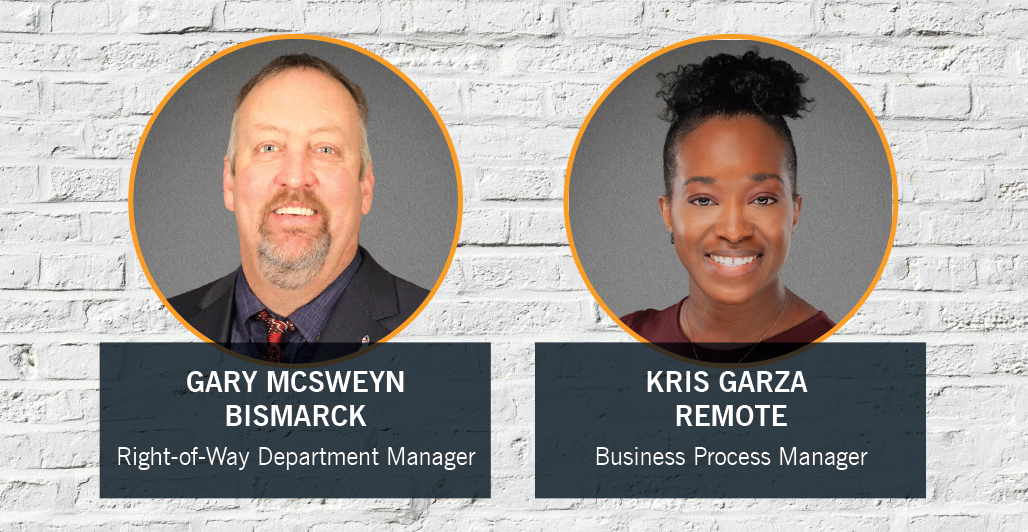 KLJ is proud to welcome Gary McSweyn and Kris Garza to the organization