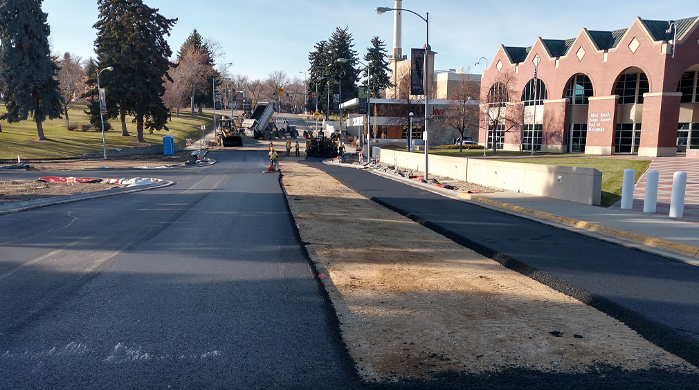 Front Street Improvements