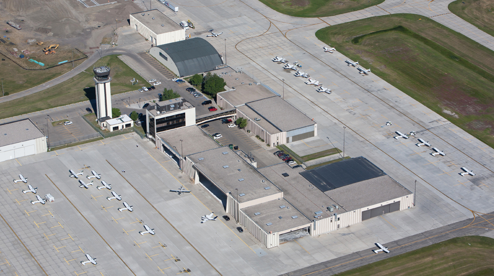 Grand Forks International Airport Storage Facilities