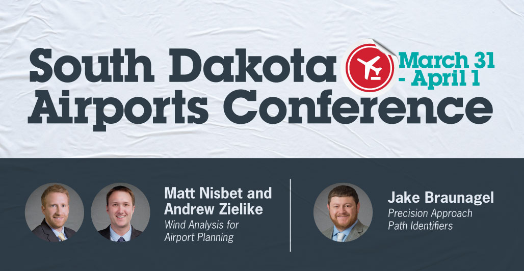 KLJ among presenters at South Dakota Airports Conference