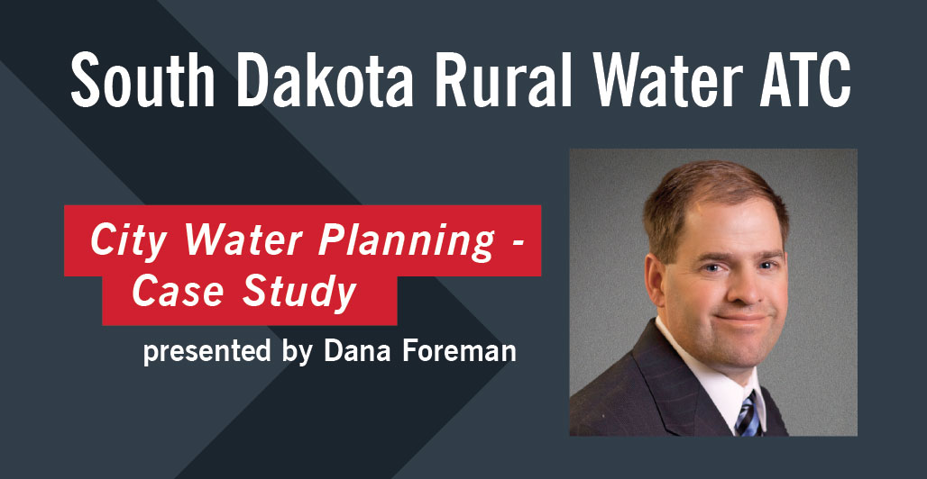 KLJ Presenting at South Dakota Rural Water Annual Technical Conference